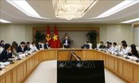 Выонг Динь Хюэ председательствовал на конференции по вопросам переписи населения 2019 года