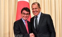 Япония выступила за ускорение переговоров о мирном договоре с Россией