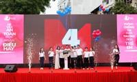 В Ханое стартовала кампания «Действуй ради детей»