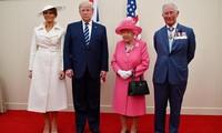 Дональд Трамп завершил визит в Великобританию