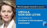 Министр обороны Германии выдвинута на должность главы Еврокомиссии