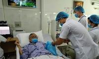 Первая больница во Вьетнаме получила международный сертификат качества ISO по гемодиализу