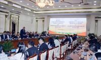 Руководители города Хошимина приняли делегацию Ассоциации европейских предпринимателей во Вьетнаме