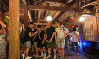 Молодые вьетнамцы-эмигранты посетили город Хойан