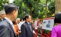 В Ханое открылась выставка «Хо Ши Мин – жизнь и деятельность через призму вьетнамских и международных архивных материалов»