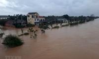 США оказывают финансовую помощь Вьетнаму для ликвидации последствий стихийных бедствий
