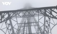 ФМ-передатчик Радио «Голос Вьетнама» на вершине горы Фиаоак