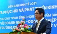 Экономический форум 2021 - опора для восстановления и развития