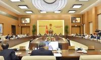 Открылось 51-е заседание постоянного комитета НС СРВ