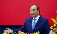 Президент Вьетнама выступил с предложением об освобождении Нгуен Суан Фука от должности премьер-министра