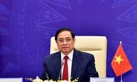 Премьер-министр Фам Минь Чинь: Вместе добиться мира, сотрудничества и более быстрого развития в Азии в эпоху после пандемии COVID-19
