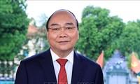 Нгуен Суан Фук высоко оценил органы печати за вклад в борьбу с COVID-19