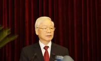 В Ханое открылся 3-й пленум ЦК КПВ 13-го созыва