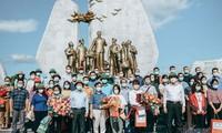 29 медиков и врачей из провинции Куангбинь добровольно вступают в бой с коронавирусом в городе Хошимине