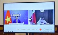 Повышение эффективности сотрудничества между Вьетнамом и Катаром