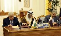 Mahmoud Abbas to lead Palestinian interim government