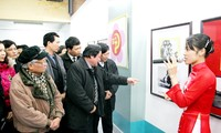 Ho Chi Minh exhibition opens in Hai Phong