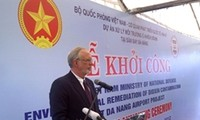 US media praise dioxin clean up in Vietnam