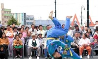 National martial arts championship open in Hue