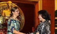 NA Vice Chairwoman praises UNDP assistance
