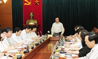Hanoi municipal party committee announces outcomes of self-criticism