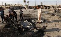 Iraq: Car bombs target police