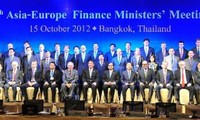 10th ASEM Finance Ministers' Meeting opens in Bangkok