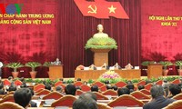 The 8th plenum of the 11th Party Central Committee opens in Hanoi