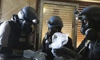Russia hosts negotiation on destroying Syria's chemical arsenal