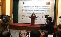 Korean enterprises contribute 200,000 USD to Hai Duong social work