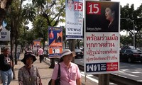 Thai opposition party petitions to cancel national election