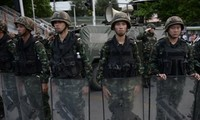 Thailand deploys troops, police to prevent demonstrations in Bangkok