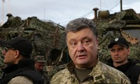 Ukrainian president promises to restrain the army