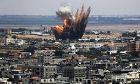 Palestinian President Abbas calls for ceasefire between Israel and Hamas