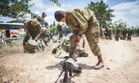 Israel expands ground offensive in Gaza strip