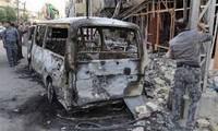 Baghdad car bombs kill at least 14