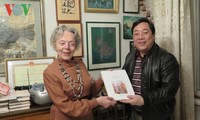 Vietnam honors Russian teacher for decades of service
