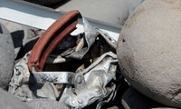 Debris found on Reunion Island is part of Boeing 777 wing