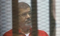 Mohammed Morsi lawyers appeal against death sentence in Egypt