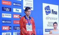 Nguyen Thi Anh Vien wins world bronze in swimming