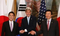 US, Japan, Republic of Korea warn DPRK against possible provocations