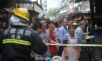 14 students killed in East China restaurant blast