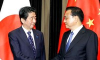 China, Japan reach consensus on key issues