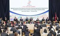China, ASEAN seal deal to upgrade bilateral FTA