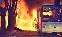 Ankara bombing: Turkey says Kurds involved