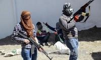 Dozens of Kurdish militants killed in air strikes in Turkey