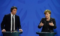 Italy, Germany strengthen cooperation to resolve migrant crisis