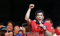 Philippines: Rodrigo Duterte wins presidential race
