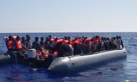 Migrant crisis: Significant drop in Mediterranean migrant deaths