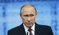 Russian President wants to improve relations with EU, US